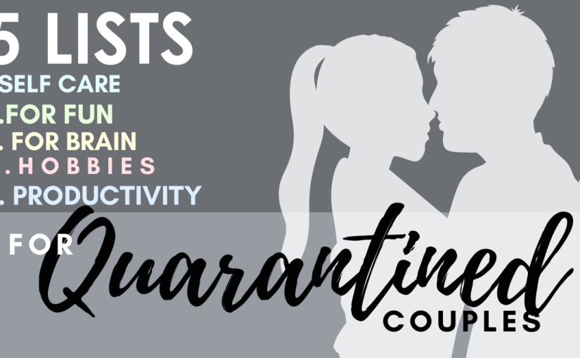 QUARANTINED COUPLES